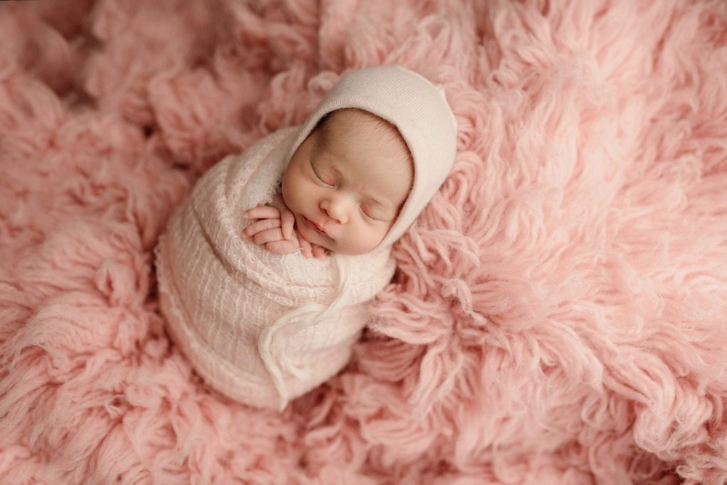 Newborn Photographer El Paso IL | Chandi Kesler Photography