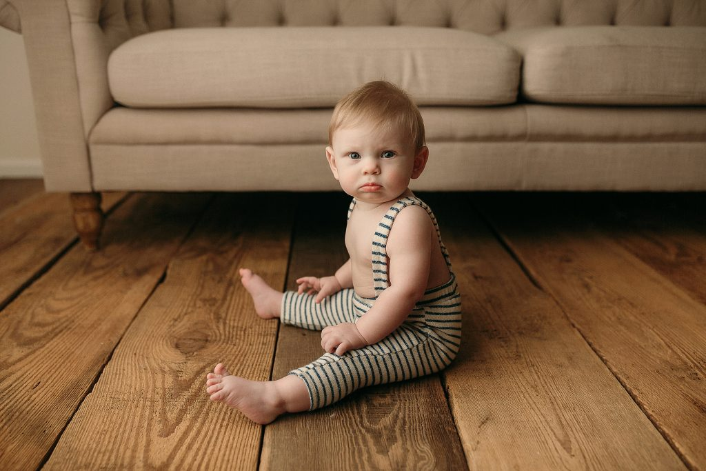 Champaign IL Baby Photographer | Chandi Kesler Photography