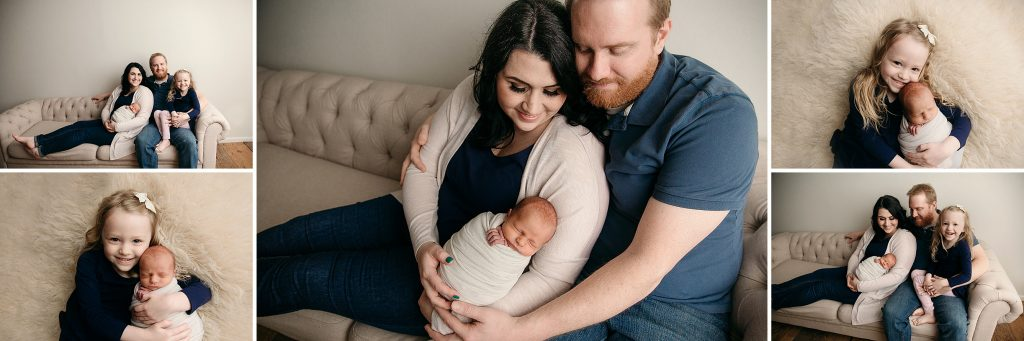 Peoria IL Newborn Photographer | Chandi Kesler Photography