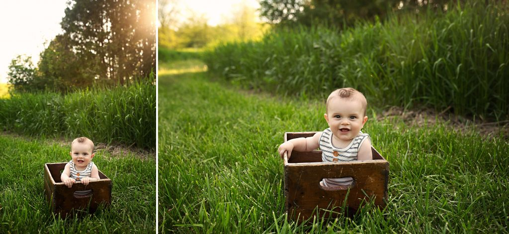 Lincoln IL Newborn Photographer | Chandi Kesler Photography