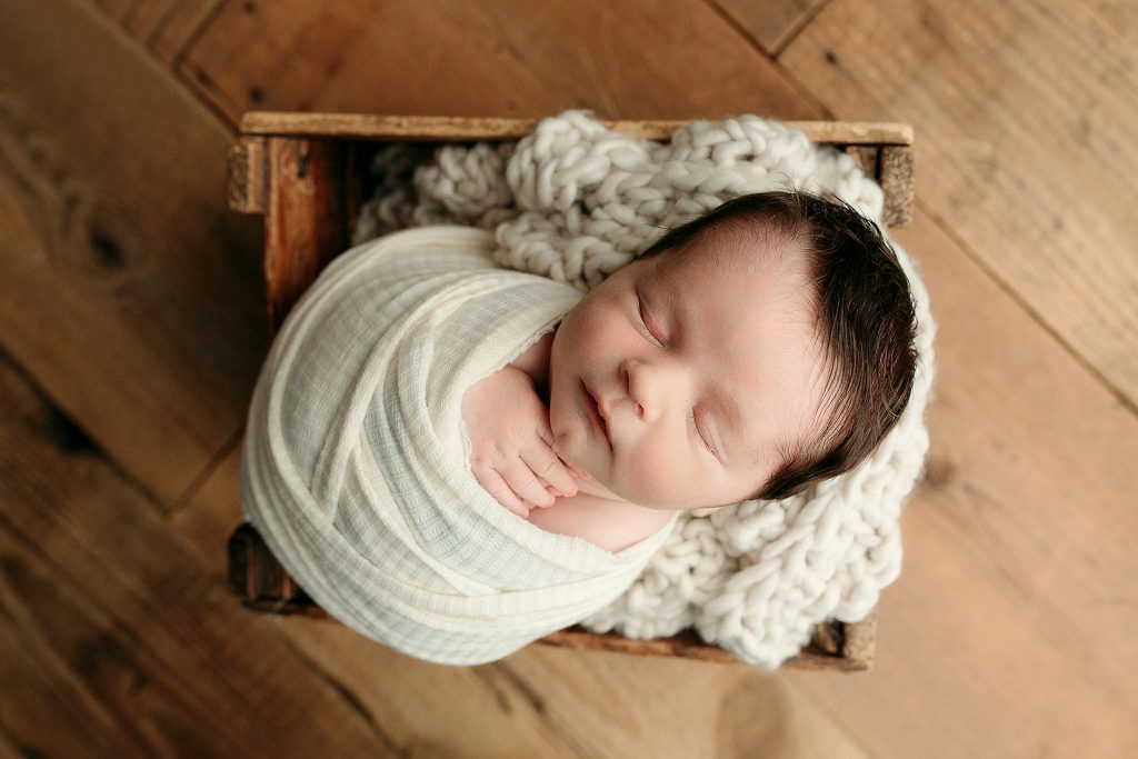 Jacksonville IL Newborn Photographer | Chandi Kesler Photography