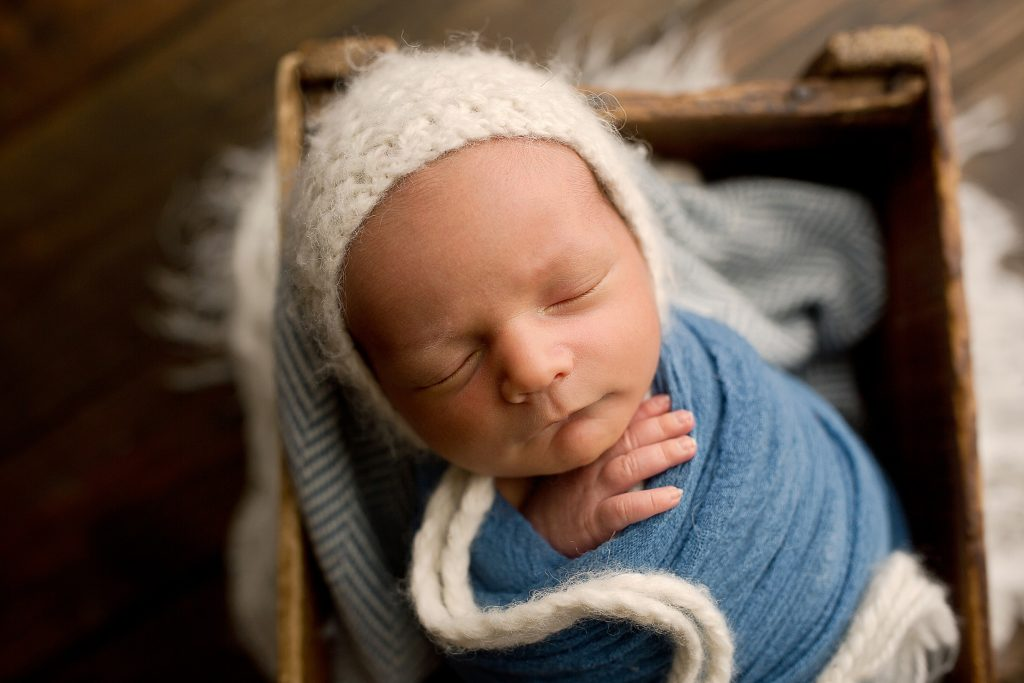 Tremont IL Newborn Photographer | Chandi Kesler Photography